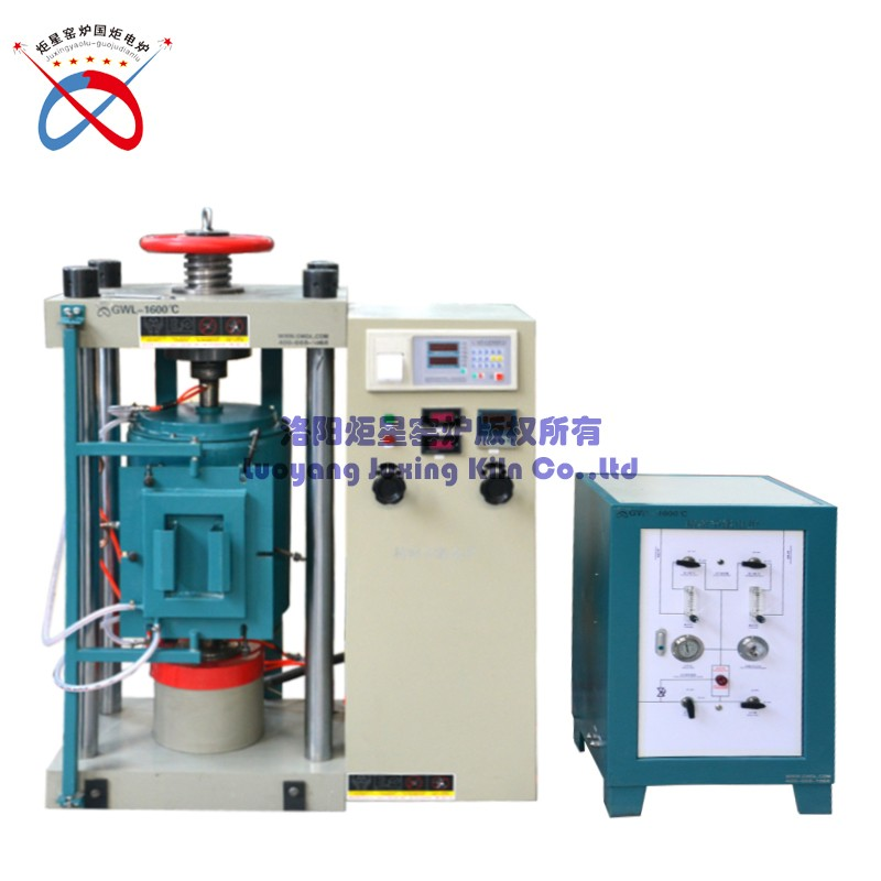 High Temperature Vacuum Atmosphere Hot Press Furnace (GWL-VSF-RY)