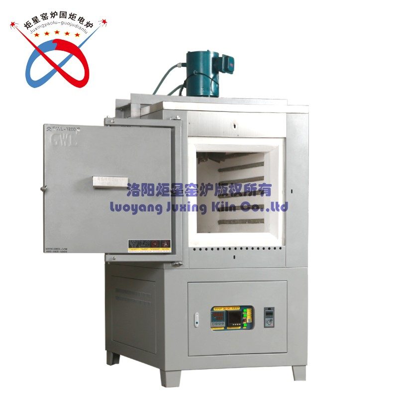 Muffle Furnace With Hot Air Circulation