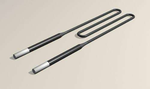 Molybdenum Disilicate Electric Heating Element(Silicon Molybdenum Rod)