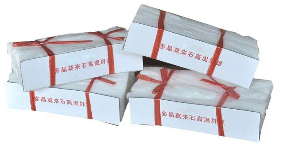 High Temperature Ceramic Fiber Veneer Pieces