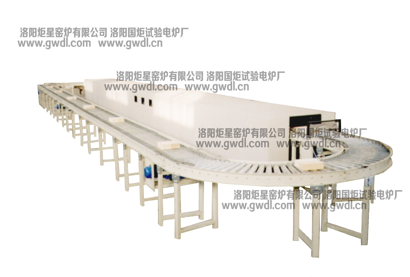 Energy Saving High Temperature Roller Kiln