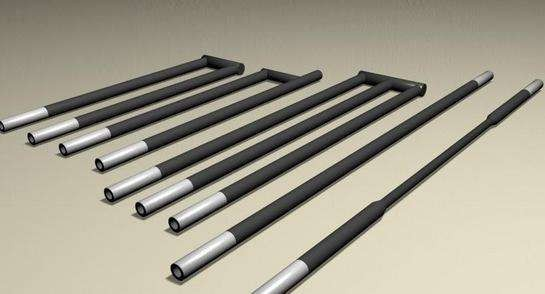 High Temperature Silicon Carbide Rod