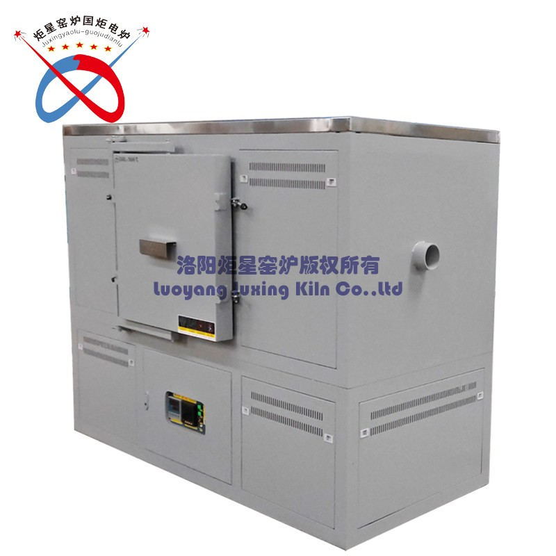 Muffle furnace and tubular two-in-one electric furnace